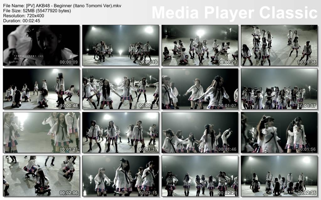 [PV]AKB48 - Eien Pressure (Long Ver.) (1440x1080i H.264